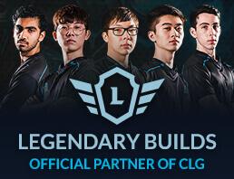 Legendary Builds